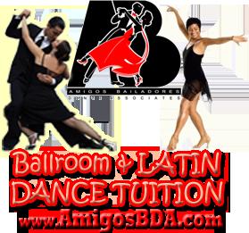 Amigos Bailadores Dance Associates Latin Dance Classes in Trinidad & Tobago and the Caribbean - ABDA / AmigosBDA.